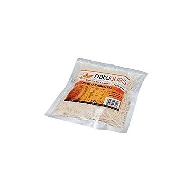 Queso Rallado Fino Emmental Natuques, 200 g: Amazon.es ...