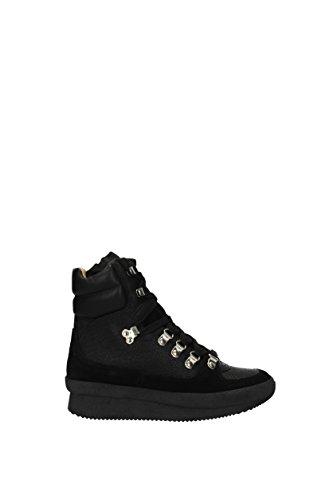 BK004217A016S UK Fabric Isabel Black Women Marant Sneakers p6wnCpH1q