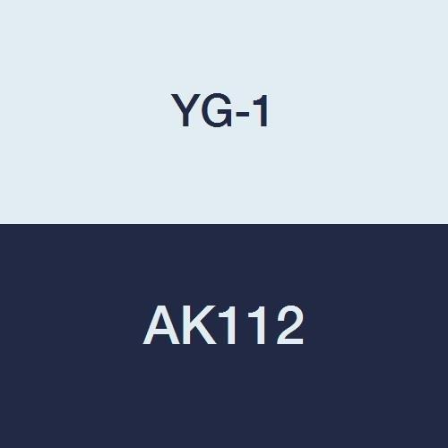 YG-1 AK112 Extended End Mill Holder CAT40-EMH7//8-6.00