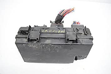 Amazon.com: 08 09 10 CHRYSLER TOWN AND COUNTRY FUSE BOX OEM ... on jeep grand cherokee fuse box, chrysler cirrus fuse box, chrysler grand voyager fuse box, 2003 town and country fuse box, ford windstar fuse box, chrysler lhs fuse box, ford e-350 fuse box, ford e-250 fuse box, dodge caliber fuse box, dodge stratus fuse box, chrysler crossfire fuse box, 2001 town and country fuse box, dodge avenger fuse box, dodge durango fuse box, chrysler pacifica fuse box, chevy aveo fuse box, 1969 dodge dart fuse box, ford 500 fuse box, 2008 town and country fuse box,