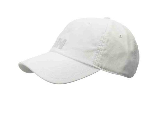 Helly Hansen Logo Cap, White, STD