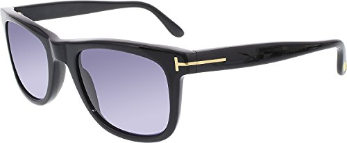 Tom+Ford+0336S+01V+Black+Leo+Wayfarer+Sunglasses+Lens+Category+2