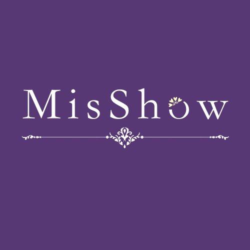 Maxikleid Brautjungfernkleid Lang Abendkleid Boot MisShow® U Damen Silber Ärmellos Elegant Ausschnitt wIPqXYq