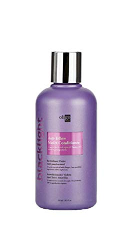 Oligo Blacklight ANTI- YELLOW VIOLET CONDITIONER - Yellow Violet Blue