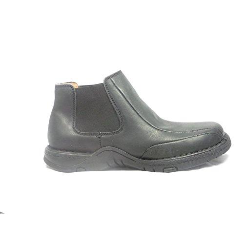 Softwalk , Herren Stiefel schwarz schwarz