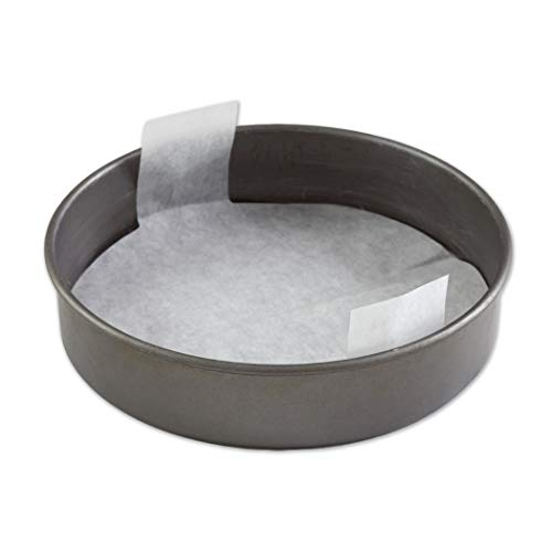 The Smart Baker 6 inch Round Perfect Parchment Paper - 24 Pa