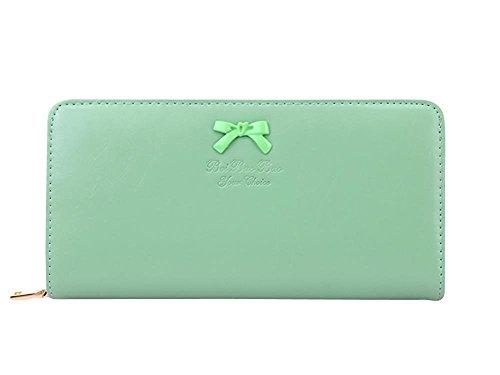 webest Neue Special Lady Lange Geldbörse Reißverschluss Tasche Damen Handtasche Handy Karte Paket Fashion Creative Handtasche