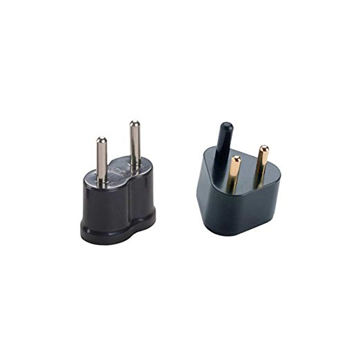 Algeria Travel Adapter B and F Non Grounded Travel Plug Kit by Going In Style