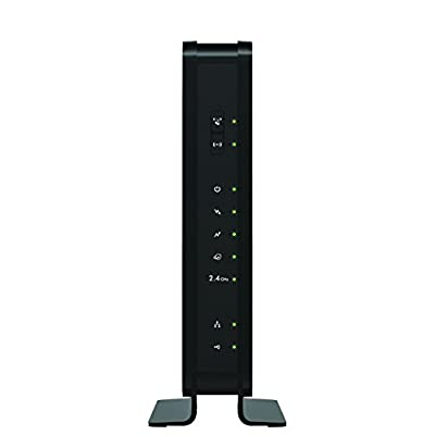 NETGEAR N300 Wi-Fi DOCSIS 3.0 Cable Modem Router (C3000) (Certified Refurbished)