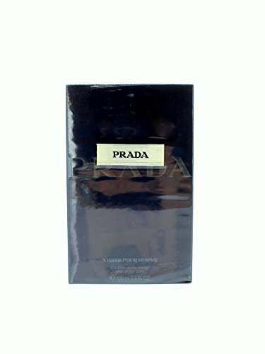 Price comparison product image PRADA AMBER POUR HOMME BY PRADA 3.4 oz / 100 ml AFTER SHAVE BALM FOR MEN