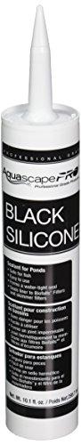 Aquascape - Black Fish Safe Silicone Sealant