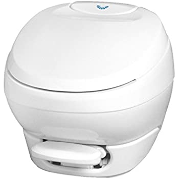 Amazon.com: Aqua-Magic Bravura RV Toilet Pedal Flush / Low