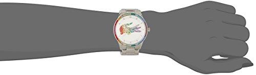 Lacoste-Damen-Armbanduhr-Analog-Quarz-Edelstahl-2000869