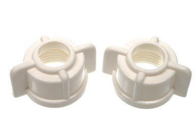 - Danco Faucet Tailpiece Nut Plastic 1/2