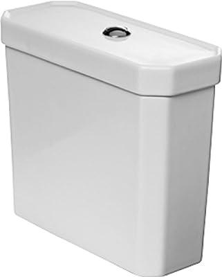 Duravit 0872300005 Cistern for 1930 Toilet, 2-Piece