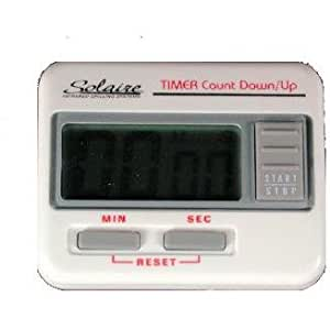 Solaire Minute Timer