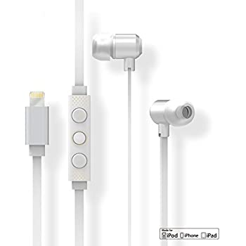 Amazon.com: Apple IPhone Ear Pods with Lightning Connector