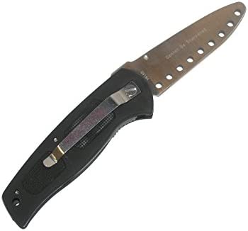 Ronin Gear Practice Folding Knife Black