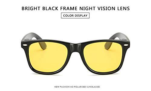 Calidad Sol Lentes los de UV400 de KOMNY Alta conducción polarizadas de Gafas D Sol Hombres Gafas Masculino Gafas de Masculinas Unisex De H Gafas Sol HD de EXfq7vfw