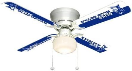 Ceiling Fan Designers 7999-DKE New NCAA DUKE BLUE DEVILS 42 in. Ceiling Fan