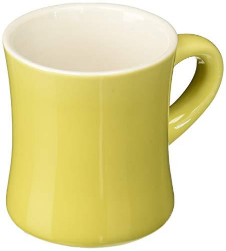 - Abbott Collection 27-AVENUE-04-SUN Diner Look Mug-Yellow-4