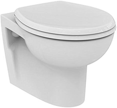 Pack WC suspendida – Hércules – Asiento standard – blanco – Porcher e300501: Amazon.es: Hogar