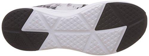 White Puma 01 Wn's Blanc Graphic Chaussures de Puma puma Black Prowl Fitness Femme xzSB6Anqw8