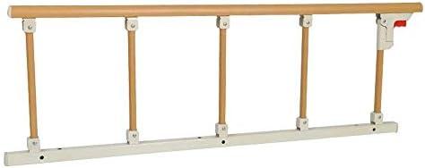 GDNA 保護ベッドレール、高齢者のための支援ハンドル、子供の折りたたみクラッシュベッドフェンス (Size : 120x40cm)