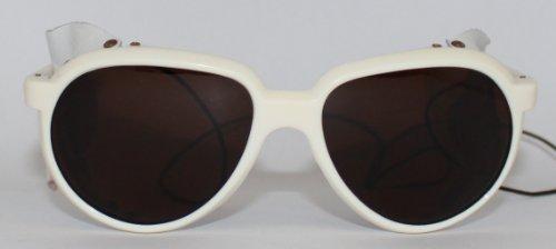 VUARNET 027 Blanco con ganchillo PX5000 Gafas de sol Glaciar ...