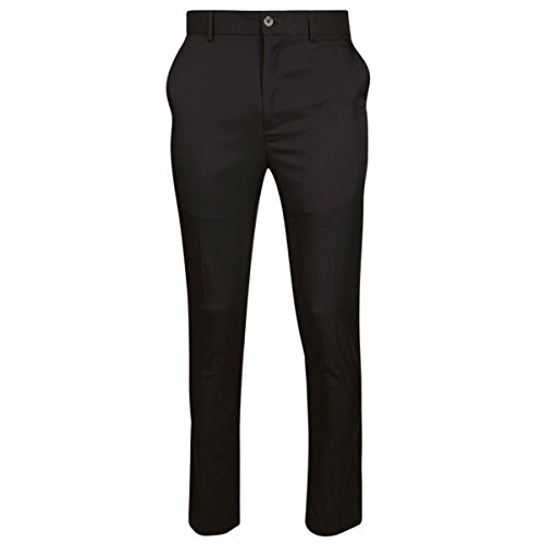 Sunderland Mens SUNMC40 Thermal Winter Golf Trousers Black Regular 32""