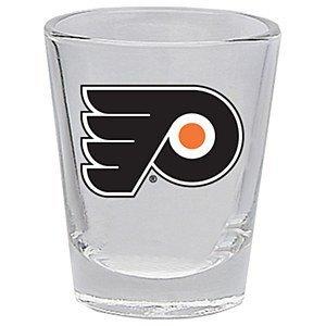 (Hunter 1101-20-3947 Shot Glass, 2 oz. Philadelphia Flyers)