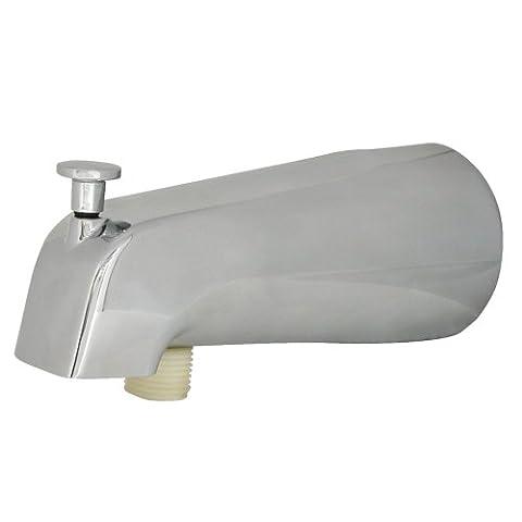 Danco 9D00089266 Universal Tub Spout with Handheld Shower Fitting, Chrome (Tub Shower Spout)