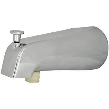 Pasco 1133 Tub Spout with Diverter for Hand-Held Shower - Faucet ...