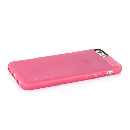 Incipio NGP Flexible Schutzhülle Extrem Reißfest Stoßfest mit Anti-Rutsch-Beschichtung für Apple iPhone 6/6S - Pink