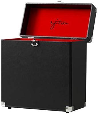 Caja de Almacenamiento CD DVD Caja De La Caja Durable Del LP Del ...