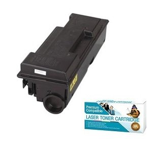 (Ink Now Premium Compatible Kyocera-Mita Black Toner TK330, TK332 for FS 4000, 4000DN, 4000DTN Printers 20000 yld)