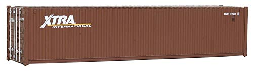 Walthers, Inc. Assembled Xtra Corrugated Container, 40