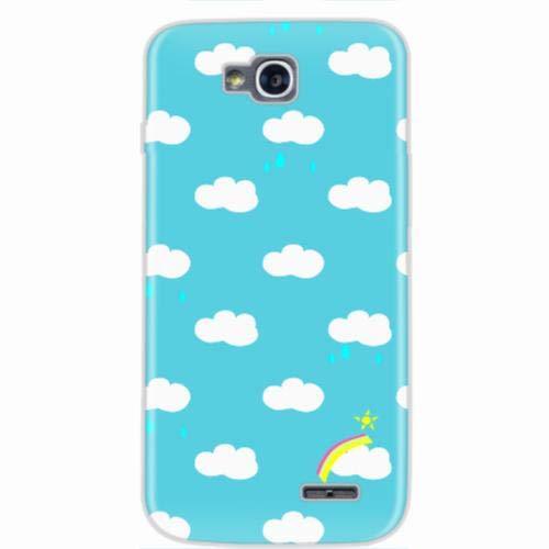 Capa para Galaxy S5 Céu de Nuvens 01