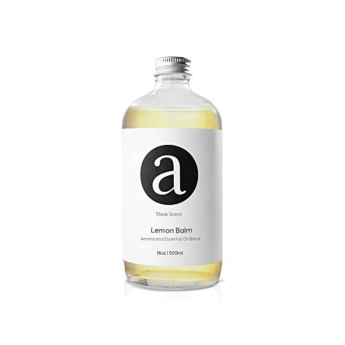 Lemon Balm for Aroma Oil Scent Diffusers - Half Gallon by AromaTech (Image #1)