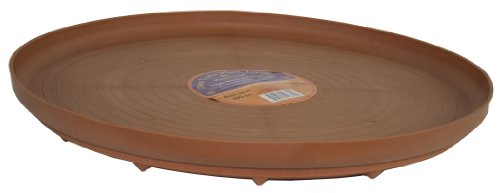 Plant Stand 41630 The Down Under Plant Turner, Terra Cotta, 16-Inch