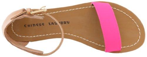 Sandalo Gladiatore Sandalo Cinese Da Donna In Pelle Color Lavanda