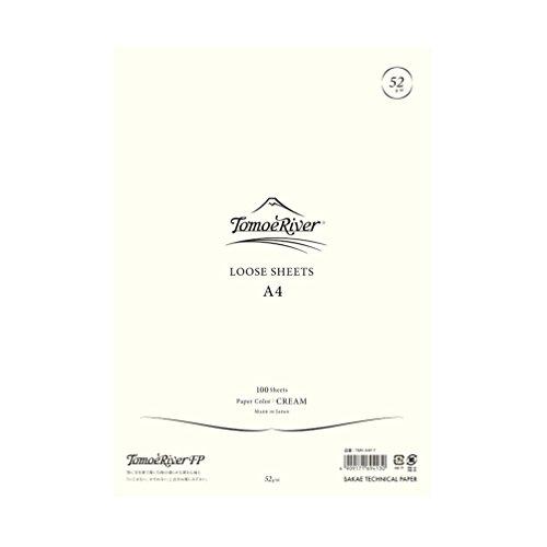 Tomoe River FP Loose Sheet, 8.27 x 11.7