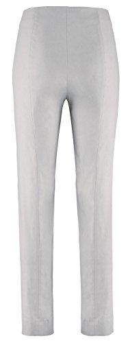 Stehmann - Pantalón - Básico - para mujer Grey - Lightgrey