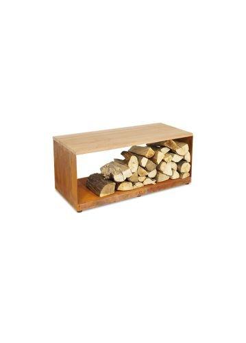 Stupendous Amazon Com Ofyr Ws B Wood Storage Bench Home Kitchen Dailytribune Chair Design For Home Dailytribuneorg