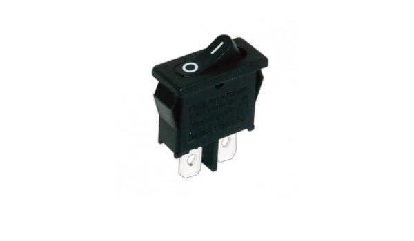 ElectroDH 11171 DH Mini-interruptor unipolar basculante 6A//