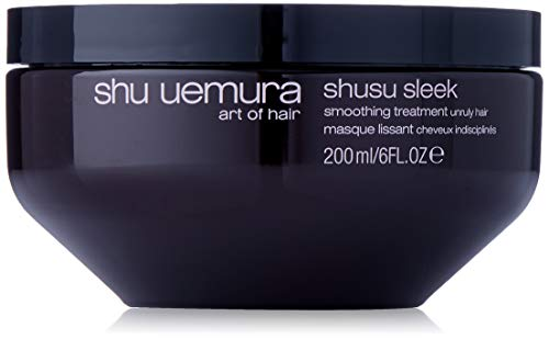 - Shu Uemura Shusu Sleek Smoothing Treatment, 6 Ounce