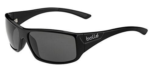 Bolle Kingsnake Sunglass with Polarized TNS Oleo AF Lens, Shiny - Men's Bolle Sunglasses Polarized