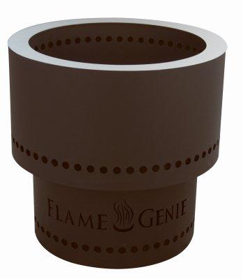 Hy-C FG-16 Flame Genie Fire Pit, 13 x 13-In.