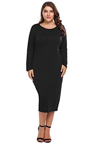 black dress 16w - 7