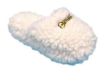 Penn Plax RFF32 Comfy-Fleece Slipper Dog Toy, 8